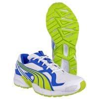 Puma Axis Mesh V2 Trainers Childrens Sports Lilac / Black